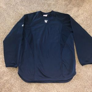 Authentic Yankees Pullover